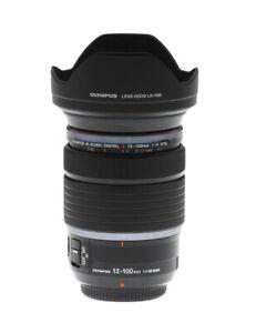 Olympus M.Zuiko Digital ED 12-100mm f/4 IS PRO Lens - 2 Years Warranty
