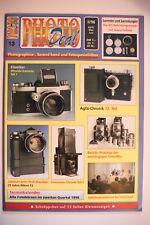 PHOTO Deal Photo Deal fascicolo 13 2/1996 esaurito a lungo, ATORON, Miranda, Contax