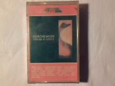 DEPECHE MODE Speak & spell mc cassette k7 ITALY SIGILLATA SEALED