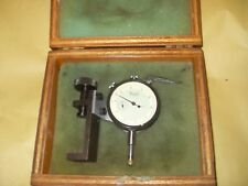 """Mercer Dial Clock / Gauge Attachment - .0005"""" Made In England - As Photo"""