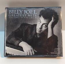 Billy Joel Greatest Hits Volume 1 & Vol 2 (2 CD Set)