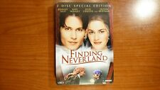 1819 DVD Finding Neverland Steelbook Region 2