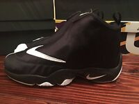 Nike Air Zoom Flight the Glove Black White Payton 616772 001
