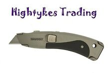 Teng Tools Utility Knife Ergonomic Retractable accepts stanley blades T710n