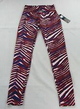 Buffalo Bills Nfl Majestic Zubaz Women's Graphic Leggings