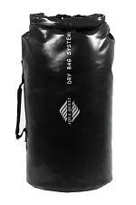 Aqua Quest Mariner 10 - 100% Waterproof Backpack Dry Bag Day Pack - 10 L / Black
