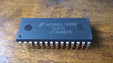 FREESCALE SEMICONDUCTOR - MC908JL16CPE - 8BIT MCU 16K FLASH, 908JL16, DIP28