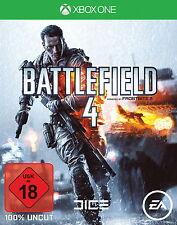 Battlefield 4 -- Day One Edition (Microsoft Xbox One, , DVD-Box)