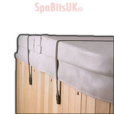 Hot Tub Cover Storm Straps Spa Safety Securestraps x 2