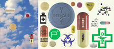 Pharmacy Damien Hirst Sotheby's Catalogue BritArt Conceptual Art | Inc Stickers