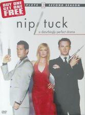 NIP/TUCK Complete Second Season (DVD, 2005, 6-Disc Set) Brand New Factory Sealed