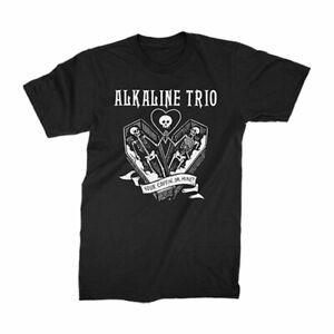 Alkaline Trio Men's Your Coffin Tee T-shirt XX-Large Black