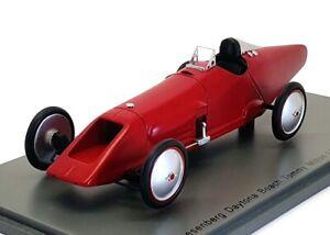 Bizarre 1/43 Scale B1009 - Duesenberg Daytona Beach T.Milton 156.03mph 1920