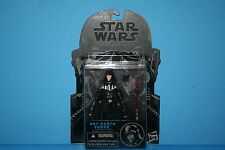 "STAR WARS 14 THE BLACK SERIES MINT ON CARD DARTH VADER DAG 3 3/4"" FIGURES HASBRO"