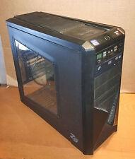 Zalman Z9-U3 mid tower ATX - gaming PC case - no power supply