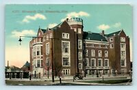 Minneapolis, MN - EARLY 1900s VIEW OF CLUB BUILDING & OLD CAR - POSTCARD - M7