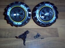 Nikko RC Spare Parts / EVO Pro-Line RunnR / Wheels - Tyre - Jantes & Triangle