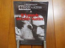 IL VANGELO SECONDO MATTEO (1964) DVD di Pier Paolo Pasolini