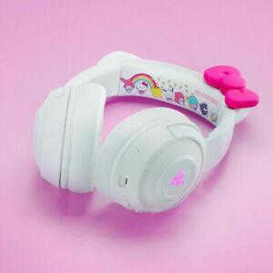 Razer x Sanrio Hello Kitty Kraken BT Wireless Headset Special Edition