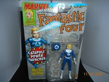 Marvel Super Heroes Cosmic Defenders Invisible Woman Action Figure - ToyBiz 1994