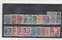 denmark used stamps  Ref 9371
