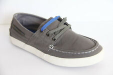 Tretorn Boat Shoes Otto Canvas Loafer Womens sz 6 Comfort Massage Insole NEW
