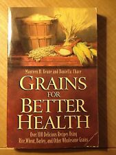 Grains for Better Health by Keane and Chace (paperback) store#2152