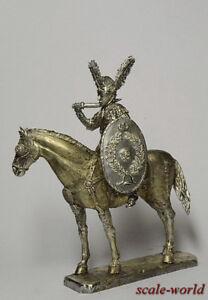 Tin soldier, figure. The Roman cavalryman. 2nd century AD 54mm