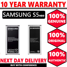 100% Original Genuine Samsung Galaxy S5 Neo G903F Replacement Battery New