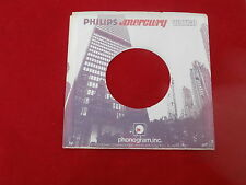 "PHILIPS~A~ ~ RECORD COMPANY SLEEVE ~ 7"" SINGLE 45 RPM"