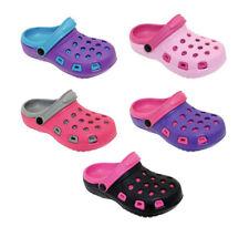 Girls Kids Clogs Water Shoes Children Sandals Summer Beach Shower Slippers