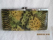 Women's Handbags & Purses Rolfs Congo Jungle Green Croc Leather Bag New with Tag