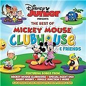 Various Artists - Disney Junior - The Best Of Mickey Mouse And Friends (+DVD, 20