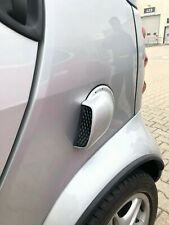 Airscoope Lufteinlass Turbo smart fortwo 450 Coupe Cabrio silber