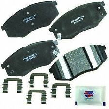 CARQUEST Brakes PXD1447H Front Premium Ceramic Brake Pads