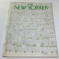 The New Yorker: April 21 1973 - Full Magazine/Theme Cover Raymond Davidson