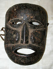 MASQUE TRIBAL MI HOMME MI DEMON  DU NEPAL XXéme