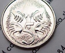 Australian 5 Cent Error Coin for sale | eBay
