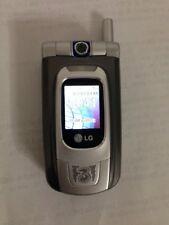 LG U8180 3 FUNZIONANTE! Telefono Cellulare Smartphone USATO o parti di ricambio
