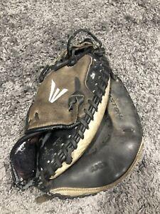 Easton Alpha APB2 Catchers Mitt All Leather Baseball Right Hand Thrower