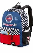 VANS BMX Backpack Checker Blue Unisex VN0A46ZJ5TU