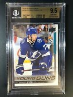 2018-19 Upper Deck Anthony Cirelli Young Guns Rookie BGS 9.5