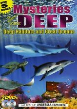 Mysteries of the Deep: Deep Habitats and Great Oceans [New DVD]