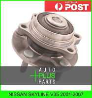 Fits NISSAN SKYLINE V35 2001-2007 - Front Wheel Bearing Hub