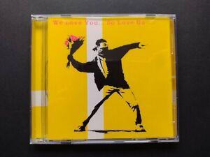 Banksy We Love You ... So Love Us 2000 CD Various