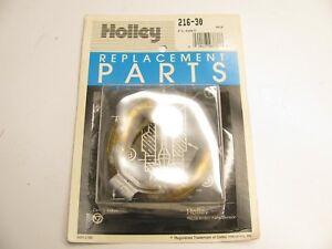 Holley 216-30 Holley Model 4000 Carburetor Brass Float - 1956-1957 Ford Mercury
