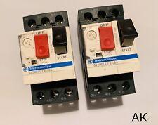 2 Stück Telemecanique/Schneider / Motorschutzschalter / GV2ME14 / 6-10A