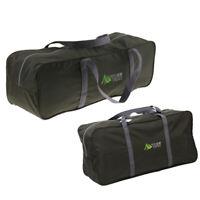 2pcs/pack Large Zipper Cargo Duffel Waterproof Travel Camping Tent Equipment Bag