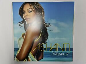 Ashanti Chapter II  Original Double Vinyl Record LP Rare NM 💙