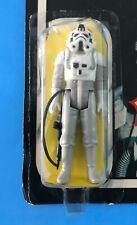 STAR WARS KENNER 1981 AT-AT DRIVER SEALED CUT CARD